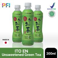 ITO EN OI OCHA GREEN TEA 300ML - TEH HIJAU