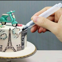 alat dekorasi kue/decorating pen
