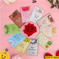 Masker Wajah Lea Gloria 10 gram Bubuk Organik Travel Size BPOM