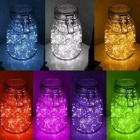 E009 LAMPU HIAS TUMBLR LED 10 MTR PACKING OPP DEKORASI NATAL