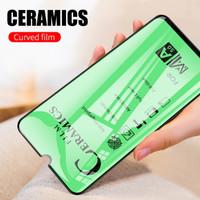 """Tempered Glass CERAMIC Vivo V20 6.44"""" Nano Ceramic ANTI PECAH"""