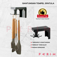 PARIM gantungan tempel spatula / alat dapur BERMEREK YK DESIGN YK-215