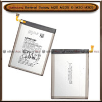 Baterai Samsung Galaxy M20 M205 M30 M305 Batre HP Original