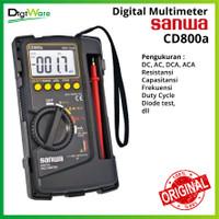 Multimeter Digital Sanwa CD800a