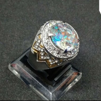 cincin batu kalimaya India Cutting