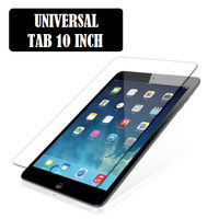 Universal Tab 10 INCH Tempered Glass Screen Guard Protector Anti Gores