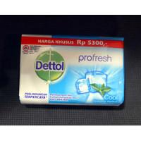 Sabun Mandi Dettol Pro Fresh 105g 025007