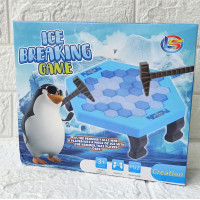 Mainan Penguin Ice Breaking Game NO.LZ6 | Mainan Edukasi Keluarga