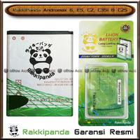 Baterai Andromax G ES C2 C3Si C2S Double Power Batre HP RakkiPanda