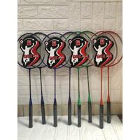 Raket Badminton Boka Isi 2 Harga 1Tas