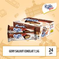Gery saluut coklat -7.5g By GarudaFood (CSP4O) / Box