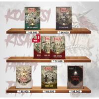 Paket Buku KISAH TANAH JAWA Cerita Mistis Horor Terlaris