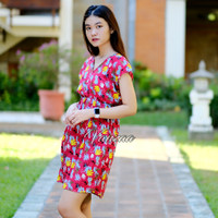 ♥ MANO DRESS ♥ NEW DRESS MANO Bali dari Vanzaa collection ♥ 01