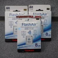 Memory WiFi Toshiba Flash Air 8GB Original Wireless SD Card Class10
