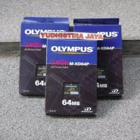 Olympus XD Card 64MB Original Made in Japan