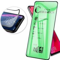 "Tempered Glass CERAMIC Oppo RENO4 F 6.43"" Ceramic F17 PRO ANTI PECAH"