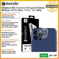 Mocolo Kamera Lens Camera Tempered Glass iPhone 12 Pro Max Pro Mini