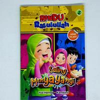 Buku komik islam - saling menyayangi - zikrul kids