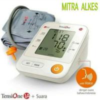 Tensimeter Digital + Suara OneMed. Blood Pressure Monitor One Med.