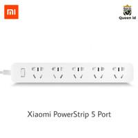 Xiaomi Mi Smart Power Strip 5 Plug / Xiaomi Plug 5 Port Original