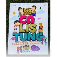 Buku Big Book Calistung Membaca Menulis Berhitung Mewarnai Ruang kata
