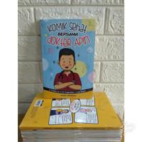 Buku Parenting Komik Sehat Bersama dokter Apin
