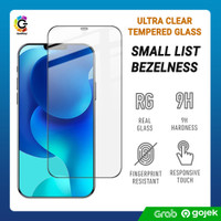 Premium Full Tempered Glass iPhone 12 Pro Max 12 Mini 12Pro Anti Gores - iPhone 12ProMax