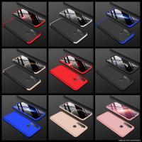 Realme 5 protection slim matte case