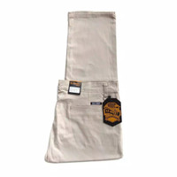 Big Size Celana Chino Panjang Pria Premium Reguler Modern Fit SR Seven - Cream, 29