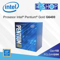 Intel Pentium Gold G6400 Processor