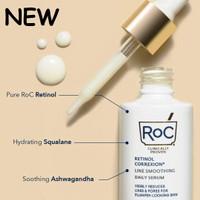 RoC Retinol Correxion Line Smoothing Retinol Serum for Pores Fine Line