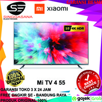 LED TV Xiaomi Mi TV 4 55, LED TV Xiaomi 55inch Smart TV 4K Ultra-HD