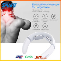 Electric Smart Neck and Shoulder Massager Pain Relief Tool Health Care