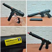 Mainan Anak Tembakan Kokang Cobra M306 Airsoft Gun