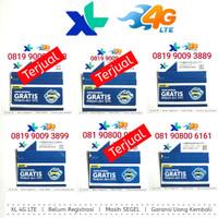 Kartu Perdana Nomor Cantik XL 4G LTE 0819