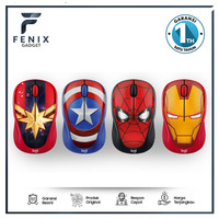 Mouse Wireless Logitech M238 Marvel Collection Wireless Mouse