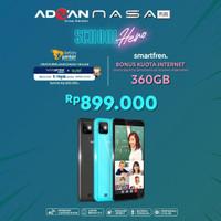 Advan Nasa Plus 2/16 Ram 2GB Internal 16GB Garansi Resmi