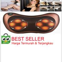 Alat Pijat Pillow Massage Serbaguna Bantal Pijat Mobil 8 Bola