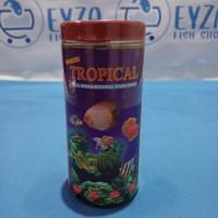 Makanan Ikan Guppy Neon Tropical Wonder Berkualitas 100 gram