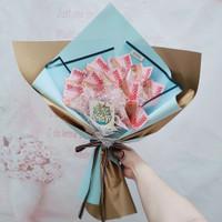 Money Bouquet / Kado Ulangtahun Buket Uang 1JT MB1020
