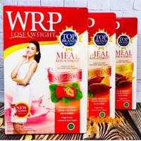 WRP Meal Replacement Susu Suplemen Pembakar Lemak 324 gr - ChocolateCereal