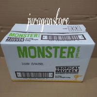 monster tropical muesli 700gr isi 6 bungkus