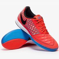 Sepatu Futsal Nike Lunar Gato II Crimson