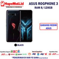 ASUS ROGPHONE 3 RAM 8/128GB GARANSI RESMI RESMI ASUS INDONESIA TERMUR