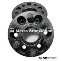 Spacer / Wheel Adapter / Adaptor Velg Aluminium 3Cm 6x114,3 Navara