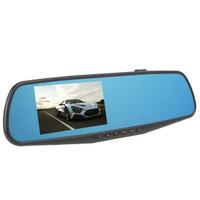 Kamera DVR Spion Depan Belakang Mobil Car 2 Camera Mirror 720p 1080p