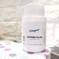 Dragoon Leather Filler Dempul bahan Kulit