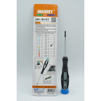 JAKEMY JM-8147 Obeng Mainboard Phillips 1.5 Precision Screwdriver