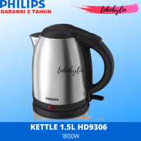 Philips Daily Electric Kettle / Teko Listrik HD9306 HD 9306