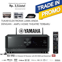 Promo Yamaha RXV4A RXV4 A RXV 4A 8K streamer home theatre amplifier